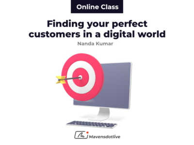 Finding Your Perfect Customers in a Digital World Workshop