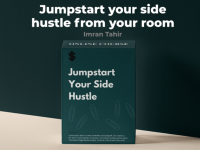 Jumpstart Your Hustle from Your Room