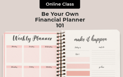 Be Your Own Financial Planner 101
